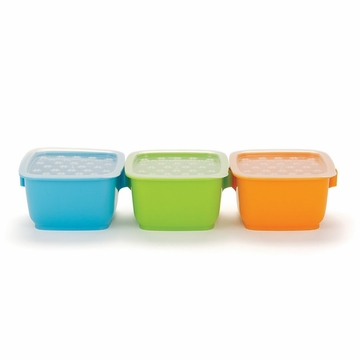 Skip Hop Clix Containers - 3 Pc Set
