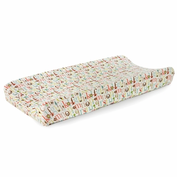 Skip Hop Alphabet Zoo Changing Pad Cover