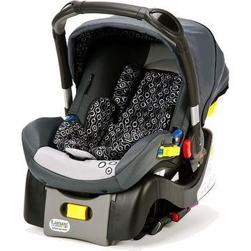 Lamaze Via Infant Car Seat - Grey/Black