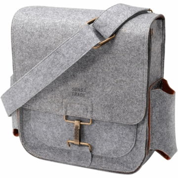 Sons of Trade Journey Pack in Heathered Gray
