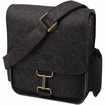 Sons of Trade Journey Pack in Heathered Black