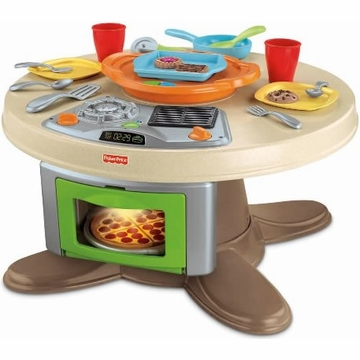 Fisher-Price Servin� Surprises Kitchen & Table