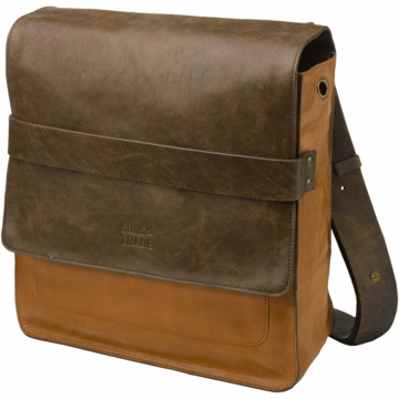 Sons of Trade Rubicon Rucksack in Distressed Brown Leather