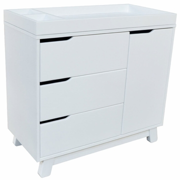 BabyLetto Hudson Changer Dresser in White