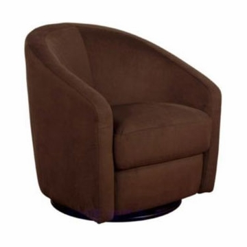 Babyletto Madison Swivel Glider - Mocha