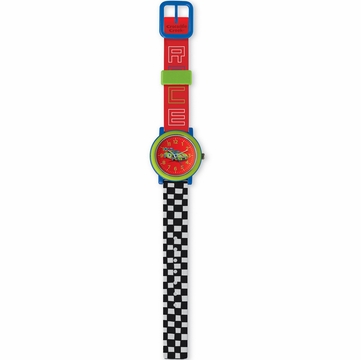 Crocodile Creek Watch - Race Car