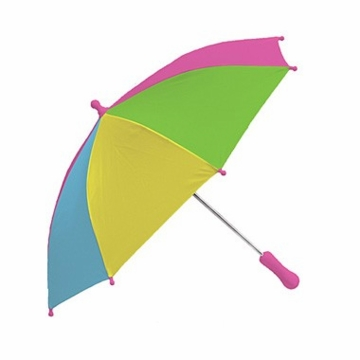 iPlay Light Umbrella in Solid Color Blocks - Girl