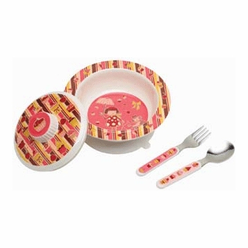Sugar Booger Cupcake Feeding Collection Set