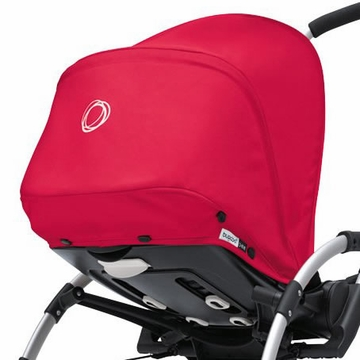 Bugaboo Sun Canopy - Coral Red