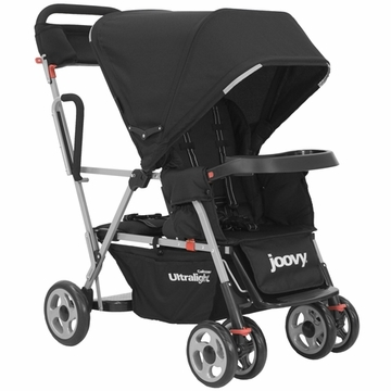 Joovy Caboose Too Ultralight in Black