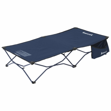Joovy Foocot Portable Child Cot in Blueberry