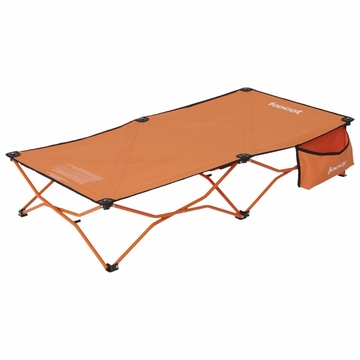 Joovy Foocot Portable Child Cot in Orangie