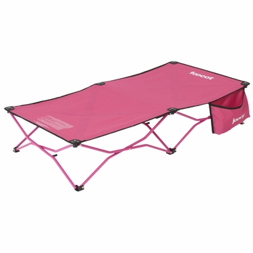 Joovy Foocot Portable Child Cot in Pink