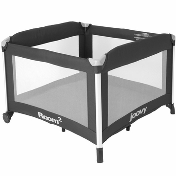 Joovy Room2 Portable Playard in Black