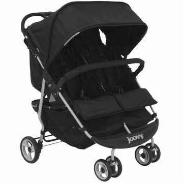 Joovy Scooter X2 Double Stroller in Black