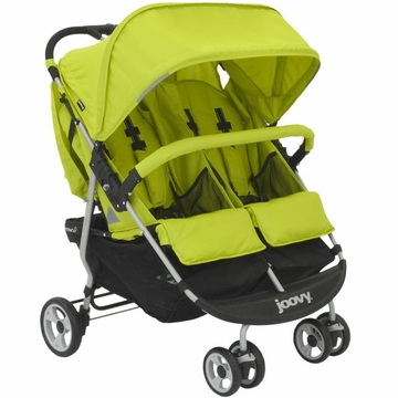Joovy Scooter X2 Double Stroller in Greenie