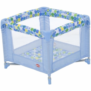 Joovy Toy Room2 in Blue Dot