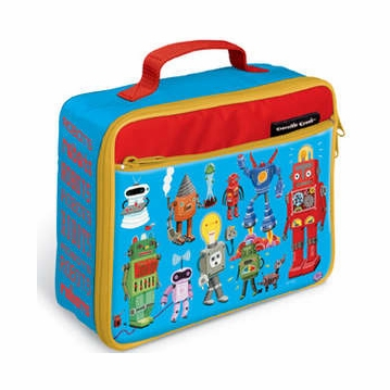 Crocodile Creek Lunchbox - Robots
