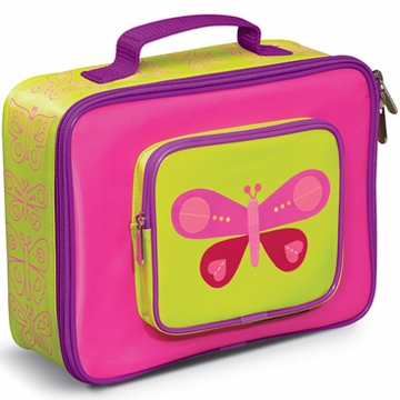 Crocodile Creek Pocket Lunchbox - Butterfly