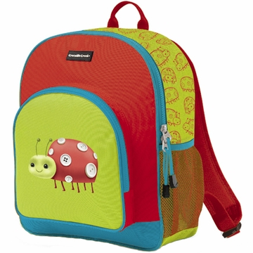 Crocodile Creek Backpack - Ladybug