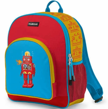 Crocodile Creek Backpack - Robot