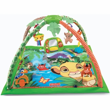 Fisher-Price Disney Lion King's Simba Musical Gym