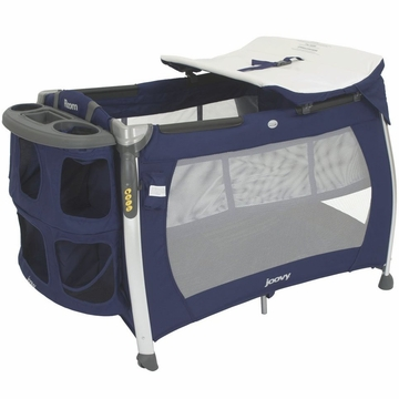 Joovy Room Playard in Blueberry