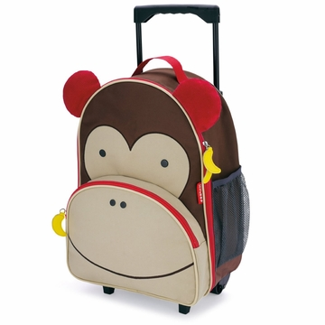 Skip Hop Zoo Luggage - Monkey