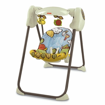 Fisher-Price Musical Projector Swing