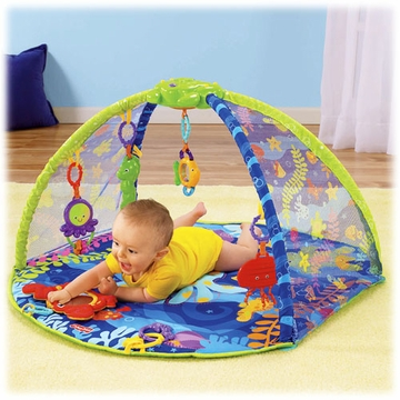 Fisher-Price Ocean Wonders Deep Blue Sea Gym