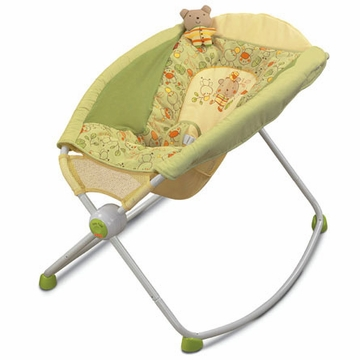 Fisher-Price Newborn Rock n' Play Sleeper - W9552