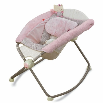 Fisher-Price My Little Sweetie Deluxe Newborn Rock �n Play Sleeper