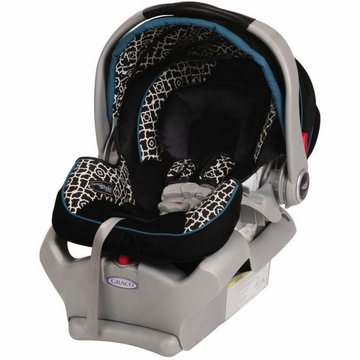 Graco Snugride Classic Connect 35 Infant Car Seat - Orlando