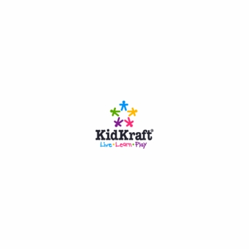 KidKraft Personalized  Funky Table & 2 Chair Set