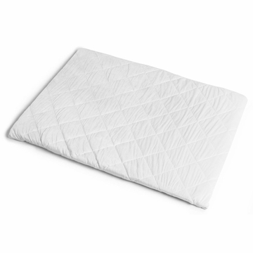 Guava Family GoCrib Plush Quilted Sheet