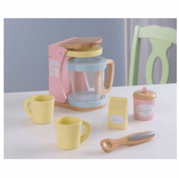 KidKraft New Pastel Coffee Set