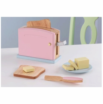 KidKraft New Pastel Toaster Set