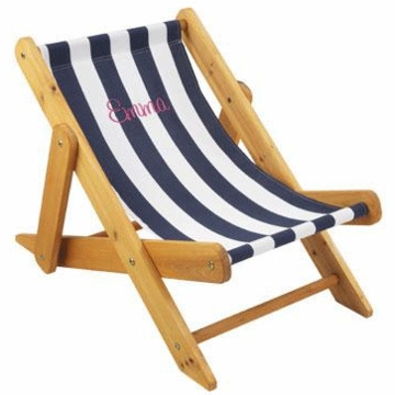 KidKraft Personalized Outdoor Sling Chair