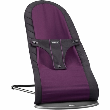 BabyBj�rn Babysitter Balance in Black / Purple