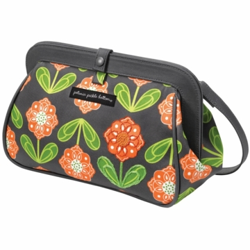 Petunia Pickle Bottom Cross Town Clutch Santiago Sunset