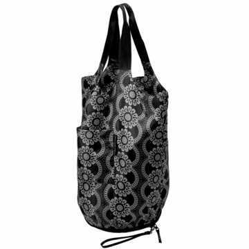 Petunia Pickle Bottom Faraway Fold Out Tote Evening in Innsbruck