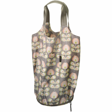 Petunia Pickle Bottom Faraway Fold Out Tote in Oslo in Bloom