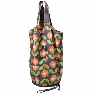 Petunia Pickle Bottom Faraway Fold Out Tote Santiago Sunset