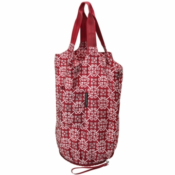 Petunia Pickle Bottom Faraway Fold Out Tote Travel Through Tivoli