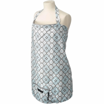 Petunia Pickle Bottom Haven Nursing Cover in Classically Crete