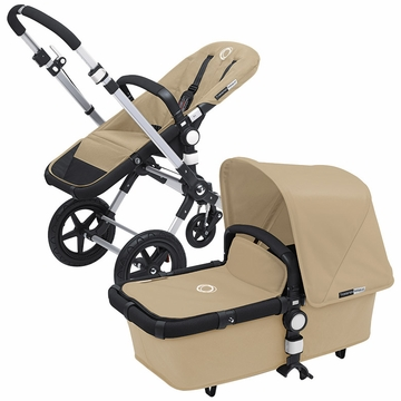 Bugaboo Cameleon 3 Bundle - Sand Base / Sand Fabric Set