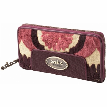 Petunia Pickle Bottom Park Avenue Pocketbook PlumTart Cake
