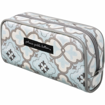 Petunia Pickle Bottom Powder Room Case in Classically Crete