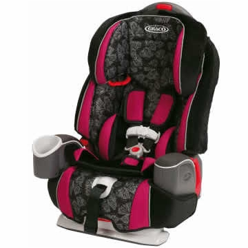 Graco Argos 70 3 in 1 Carseat - Butterfly Bliss