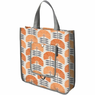 Petunia Pickle Bottom Reusable Shopper Tote in Daydreaming in Dax